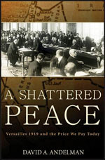 Interview with David Andelman Author of Shattered Peace