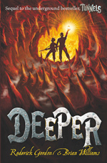 Deeper, by Roderick Gordon and Brian Williams