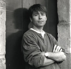 Michael Crummey, author of River Thieves, The Wreckage and Galore