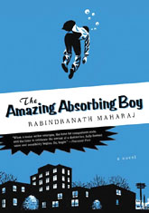 The Amazing Absorbing Boy by Rabindranath Maharaj
