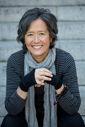 Ruth Ozeki, author of A Tale for the Time Being