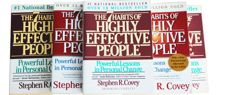 Stephen R Covey And His 7 Highly Effective Habits