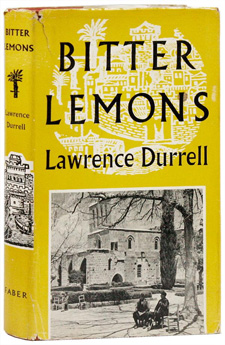 Bitter Lemons by Lawrence Durrell (1957)
