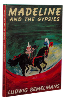Madeline and the Gypsies by Ludwig Bemelmans (1959)