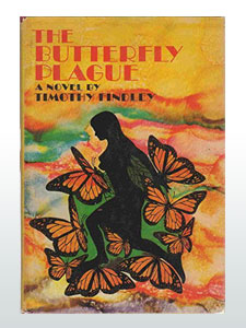 The Butterfly Plague by Timothy Findley