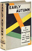 Early Autumn by Louis Bromfield