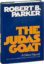 First Edition of The Judas Goat by Robert B. Parker