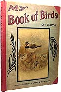 My Book of Birds by Frederick Warne