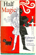 Magic series by Edward Eager