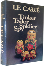 Tinker Tailor Soldier Spy by John le Carré