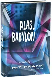 Alas, Babylon by Pat Frank (1959)