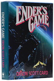 Ender's Game by Orson Scott Card (1985