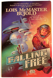 Falling Free by Lois McMaster Bujold (1988)