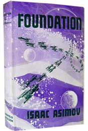 Foundation by Isaac Asimov (1951)