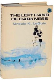 The Left Hand of Darkness by Ursula K. Le Guin (1969)