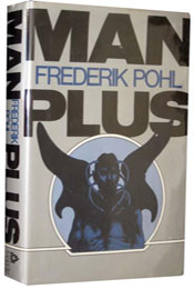 Man Plus by Frederik Pohl (1976)