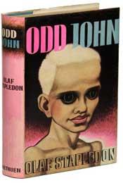 Odd John by Olaf Stapledon (1935)
