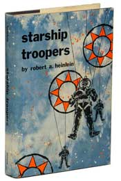 Starship Troopers by Robert Heinlein (1959)