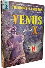 Venus Plus X by Theodore Sturgeon (1960)
