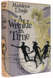 A Wrinkle in Time by Madeleine L'Engle (1962)