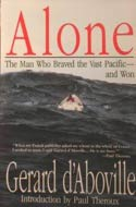 Alone by Gerard D�Aboville (Pacific Ocean, 1993)
