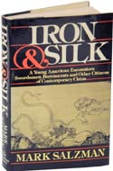 Iron & Silk by Mark Salzman (China, 1986)