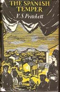 The Spanish Temper by V.S. Pritchett (1954)