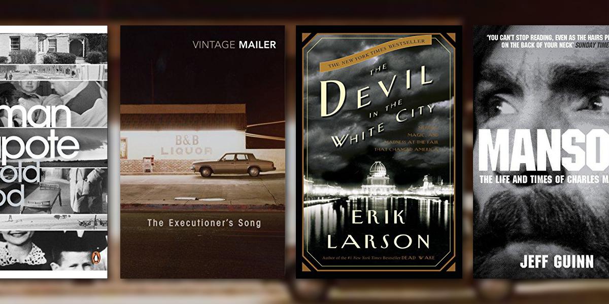 50 Essential True Crime Books