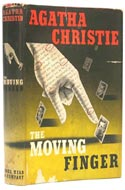 The Moving Finger by Agatha Christie