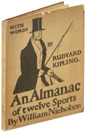 An Almanac of Twelve Sports with Words by Rudyard Kipling