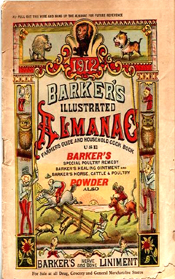 Barker's Illustrated Almanac (1912)