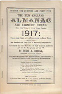 The New England Almanac and Farmers' Friend