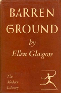Barren Ground by Ellen Glasgow