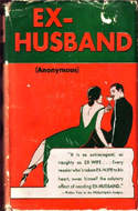 Ex-Husband by Anonymous