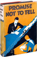 Promise Not to Tell by Anonymous (Nancy Hoyt & Lord Donegal)