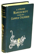 A Strange Manuscript Found In a Copper Cylinder by Anonymous (James De Mille)