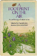A Footprint on the Air: An Anthology of Nature Verse (1983)