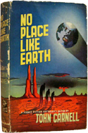 No Place Like Earth: A Science Fiction Anthology edited by John Carnell (1952)