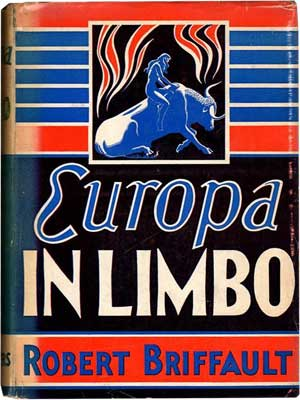 Europa in Limbo by Robert Briffault
