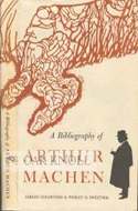 Arthur Machen by Wesley Sweetser