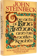 The Acts of King Arthur and His Noble Knights by John Steinbeck (1976)