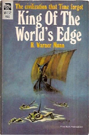 King of the World�s Edge by H Warner Munn (1966)