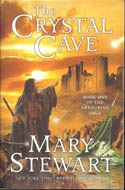 The Crystal Cave by Mary Stewart (1970)
