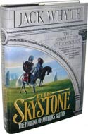 The Skystone by Jack Whyte (1992)