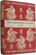 The Charterhouse of Parma by Stendhal (Marie Henri Beyle)