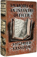 Memoirs of an Infantry Officer by Siegfried Sassoon