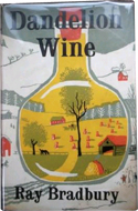 a literary analysis of dandelion wine by ray bradbury Stylistic analysis of the extract from dandelion wine biography ray douglas bradbury (august 22, 1920 - june 5, 2012) was an american fantasy, science fiction, horror and mystery fiction writer.
