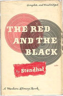 The Red and the Black by Stendhal (1830)