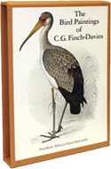 The Bird Paintings of C. G. Finch-Davies by Alan Kemp (1984)