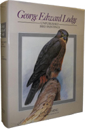 George Edward Lodge Unpublished Bird Paintings by C.A. Fleming (1983)